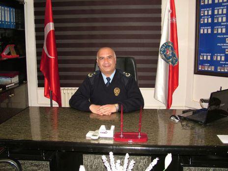 Alaçam Emniyet Müdürlüğüne Ercan DİLBİLMEZ Atandı