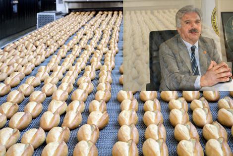 Günde 110 bin Ekmeği Çöpe Atıyoruz