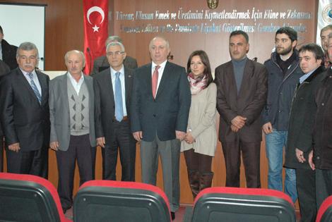 Bafra Su Ürünleri Yetiştiricileri ve Üreticileri Birliği