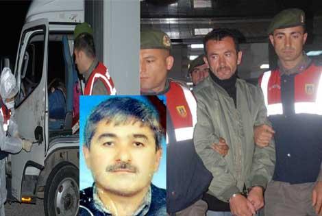 BAFRALI  EMEKLİ POLİS GÖZALTINA ALINDI