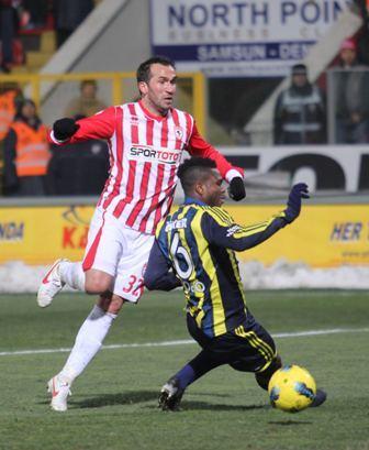 Gekas Fenerbahçe yi yıktı