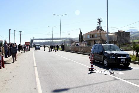 19 Mayıs İlçesinde Kaza : 1 kişi Öldü