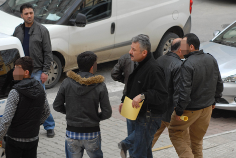 DEMİR HIRSIZLARI SERBEST BIRAKILDI