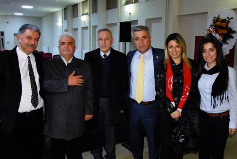 ŞABAN KILIÇ'TAN BAYAN ACAR'A ÖVGÜ DOLU SÖZLER