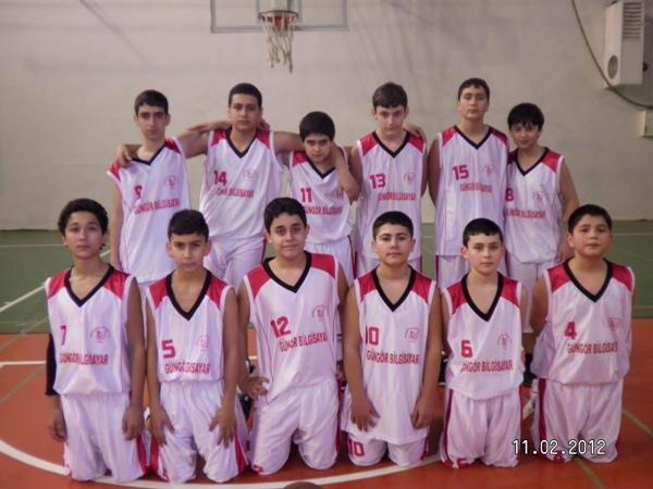 DSİ Bafra Basket'i Hezimete Uğrattı: 14- 79