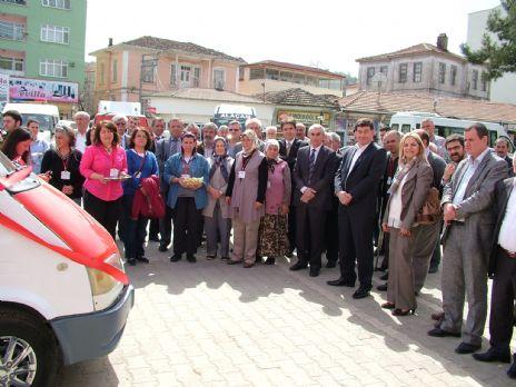 CHP Alaçam İlçe Teşkilatından Siyaset Okulu Açılışı