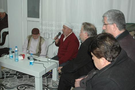 Mehmet Oğuz Mevlit Okutuldu