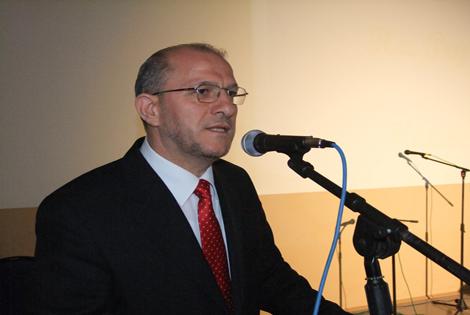 Bafra'da Hz.Peygamber ve İnsan Onuru Konulu Konferans Düzenlendi