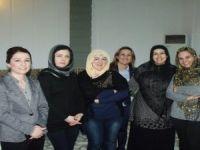 MHP KADIN KOLLARI MEVLİD KANDİLİ MÜNASEBETİYLE KUR'AN OKUTTU