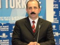 Ak Parti İl başkanı Göksel'den MHP il Başkanına cevap