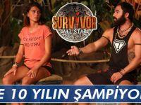 Survivor All Star şampiyonu kim oldu? Survivor All Star 2015 şampiyonu kim?