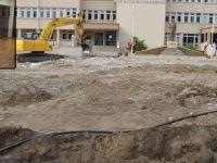 19 Mayıs ilçesi,  İlçe Merkez Peyzaj Projesi Başladı.
