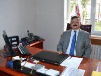 Alaçam'a yeni mal müdürü