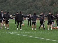 Beşiktaş, ÇAYKUR Rizespor Maçı Hazırlıklarını Sürdürüyor