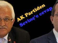 AK Parti'den Şaban Sevinç'e cevap