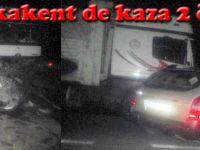 Yakakent'de kaza:2 Ölü