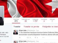 Usta:Hükümete Twitter hesabından yüklendi