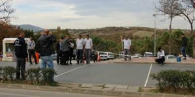 Samsun`da aracın çarptığı öğrenci yoğun bakımda