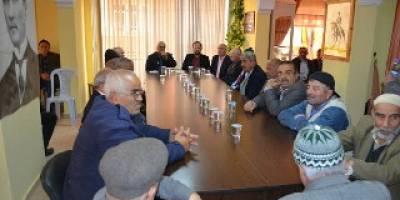 Bafra Şehit Aileleri ve Gaziler Dayanışma Derneğinden Mevlidi Şerif
