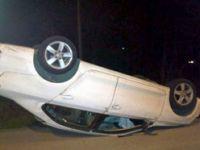 Tekkeköy'de kazada 6 kişi yaralandı