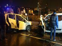 Feci kaza 5 ölü 5 yaralı