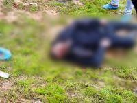 Arazide bir erkek cesedi bulundu