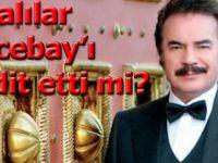 Bafralılar Orhan Gencebay'ı Tehdit etti mi?