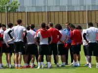 Samsunspor'da play-of heyecanı