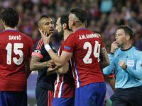 Atlatico Madrid Bayern'i yendi