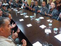 Bafra Şehit Aileleri ve Gaziler Dayanışma Derneğinden 62. mevlit