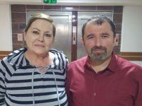 İspanyadan Samsun'a ameliyat için geldi