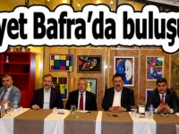 Bafra'da bir ilk gerçekleşti