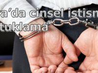 Bafra'da cinsel tacize 3 tutuklama
