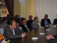 Bafra Şehit Aileleri ve Gazileri dayanışma derneğinden 63.mevlit programı
