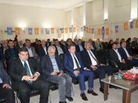 Vezirköprü'de Ak Parti ilçe danışma toplantısı