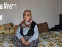 80 yaşındaki Ninenin tek isteği evinin çatısının onarılması