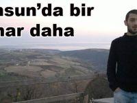 Samsun'da bir intihar daha