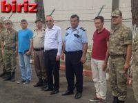 Kaymakam Türkoğlu;Jandarmayı ziyaret etti
