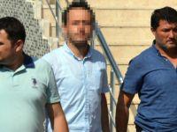 Bafra'da 5 öğretmen gözaltına alındı