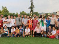 Alaçam'da camiler arası futbol turnuvası sona erdi