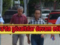 Bafra'da FETÖ davasında Avukat,Mühendis,iş adamı ve eşi gözaltına alındı