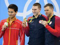 Yüzmede madalyalar sahiplerini buldu