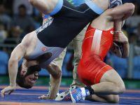Selim Yaşar, gümüş madalya kazandı