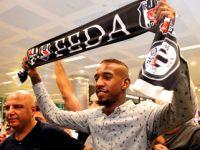 Beşiktaş'ın yeni transferi geldi