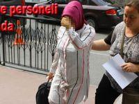 10 adliye personeli gözaltına alındı