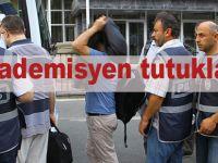 5 Akademisyen daha tutuklandı