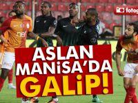Akhisar Belediyespor: 1 - Galatasaray: 3
