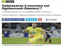 Sigthorsson ve De Jong Galatasaray'da iddiası