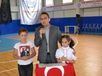 Alaçam'da İlköğretim Haftası kutlaması