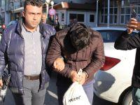 Afyonda FETÖ soruşturmasından aranan şahıs Samsun'da yakalandı